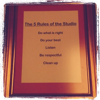 5Rules of Studio