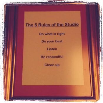 5Rules of Studio
