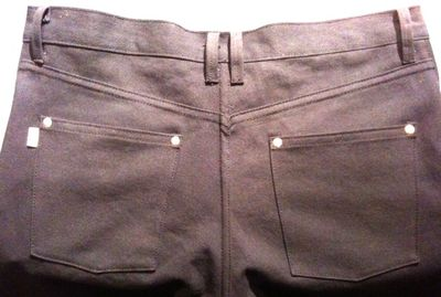 Insert image of Noah's jeans... front and back2