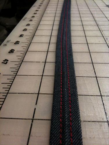 A-long-strip
