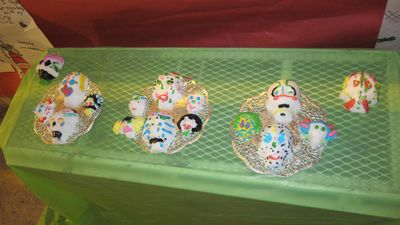 Day of the dead exhibit 003