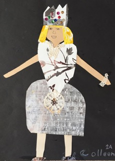 4_Collage, Second Grade