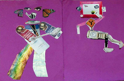 1-Surrealist-Character-Collage-created-at-Evers-Elementary-School