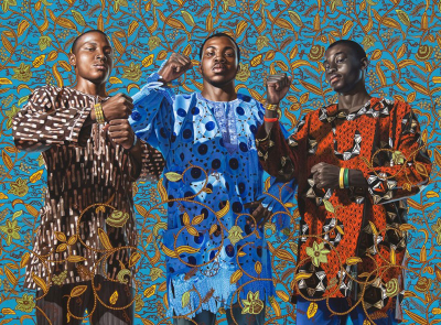KehindeWiley-3men