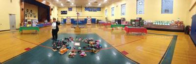 Kindergarten Installation
