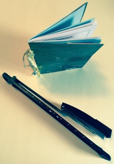 5_Stapled Book