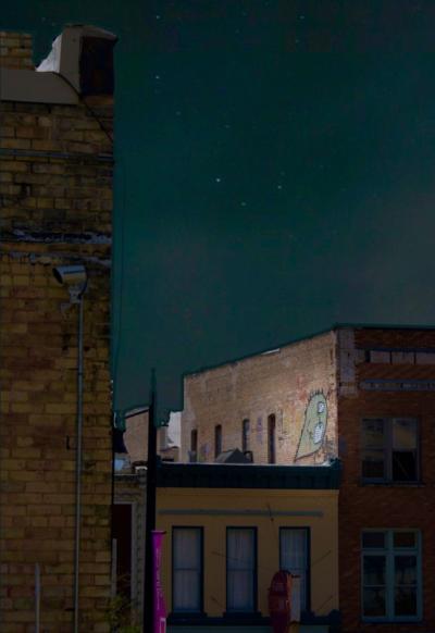 Where the Night Takes Us -N. Leonard