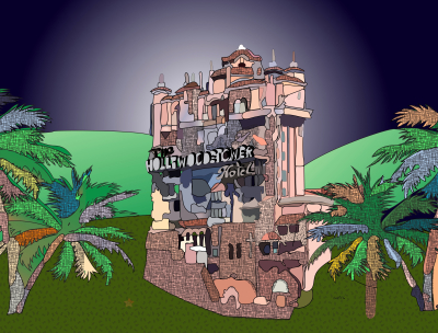 Photo 1_Tower of Terror